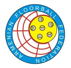 &ARMENIAN FLOORBALL FEDERATION'S EMBLEM