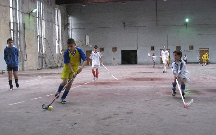 Friendly match. Vanadzor - 2009